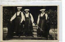 (Ga8768-477) RP, Norwegian Ladies, 1932   Used VG