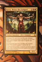 Queen of the Golgari (Savra, Reine des Golgari)   Mtg Magic Vf EX