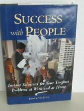 New listing  SUCCESS WITH PEOPLE: INSTANT SOLUTIONS TO YOUR TOUGHEST By Van James K Fleet NEW