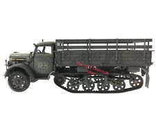1:32 Diecast 21st Century Toys Ultimate Soldier WWII German Opel Halftrack Truck