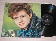 RITA PAVONE - RITA PAVONE - RARO LP 33 GIRI 1° ALBUM