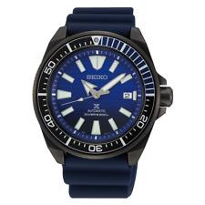 全新現貨SEIKO精工 Prospex SRPD09 特別版Blue Silicone 自動 潛水rs 手錶 HK*1