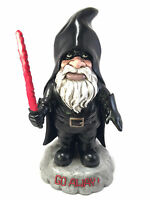 Warrior Garden Gnome - Protector of the Gnomes and Guardian of the Fairies