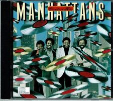 Manhattans Greatest Hits     BRAND  NEW SEALED CD