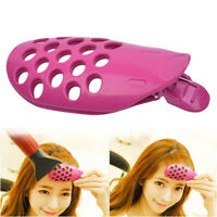 Novelty Hair Tools Bangs Hairpin Shape Hair Curler Holder Clip Hair Accessories