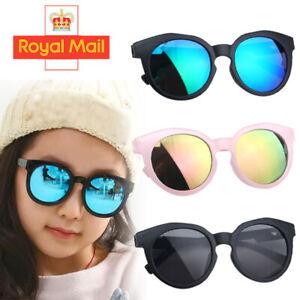 Baby Kids Boys Girls Sunglasses Toddler Children UV400 Frame Goggles Outdoor HOT
