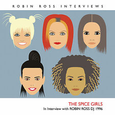 SPICE GIRLS New Sealed UNRELEASED 1996 INTERVIEW CD