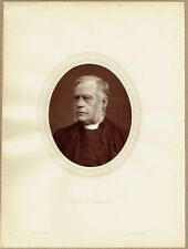 James Atlay, Bishop of Hereford - Victorian Woodburytype Photograph