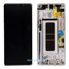 Para Samsung Galaxy Note 8 N950F pantalla LCD táctil Touch screen+frame gold oro