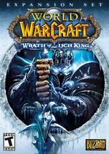 World of Warcraft: Wrath of the Lich King *NEW & SEALED* PC