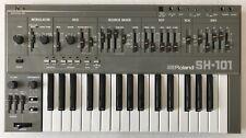 Roland SH-101 Classic Analog Synthesizer, fully serviced + UK PSU