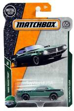 2018 Matchbox #19 '70 Plymouth Cuda MBX Road Trip