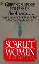 Scarlet Women by J. D. Christilian (1997, Paperback)     FREE Shipping!