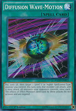 Diffusion Wave-Motion Common  Yugioh Card YGLD-ENB22