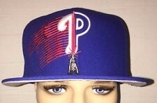 New Era Philadelphia Phillies Star Wars Logoswipe Lightsaber Snapback Hat Cap LE