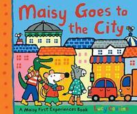 Maisy Goes Pour The City Par Lucy Cousins, Acceptable Used Livre (Poche) Gratuit