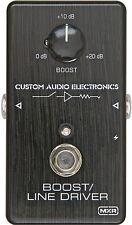 Jim Dunlop MXR MC401 Boost/Line Driver Pédale de guitare