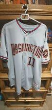 Washington nationals inagural season jersey  zimmerman  size 52
