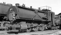 UP Union Pacific locomotive engine No 03199, type 0- 6-0 OLD TRAIN PHOTO