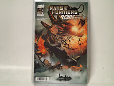 Transformers G.I.Joe issue #5 Dw Comics 2003 Vf Fl