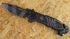 Puma TEC Taschenmesser Messer Einhandmesser Rettungsmesser Gurtschneider 323312