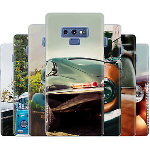 Dessana Oldtimer Silicone Protective Case Pouch Cover For Samsung Galaxy