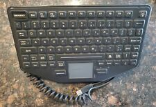iKey SL-86-911-TP-USB Rugged Wired USB Keyboard+Touchpad+BALLjoint
