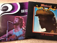 Cat Stevens The view from the Top + Cat Stevens Numbers Vinyl 3LP