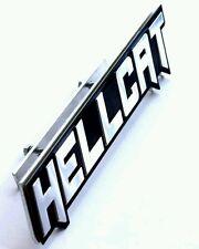 Hellcat Emblem & Grille Mounting Plate For Your Mopar Dodge Charger Challenger