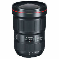 Canon EF Manual Focus Camera Lenses
