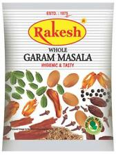 Whole Spice Garam Masala For Indian & Pakistani Cuisine Best Quality From India