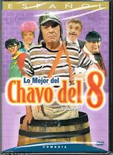 Lo Mejor del Chavo del 8 - Vol. 1 (DVD, 2002)