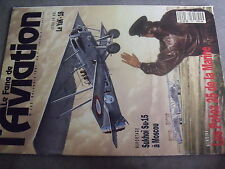 $$s Revue Le Fana de l'Aviation N°265 Yak-18  Sukhoi Su-15 Moscou  Potez 25