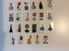 12 Disney Princess Temporary Tattoos  Girls Party Loot Bag Stocking Fillers