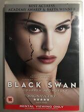 Natalie Portman Negro Cisne ~ 2010 Aronofsky Dark Swan Lake Horror GB Alquiler
