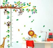 Hight animals Monkey Home Room Decor Removable Wall Stickers Decal Decorations