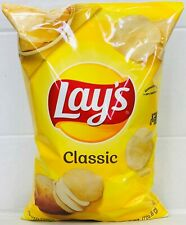 Lay's Classic Potato Chips 8 oz Lays