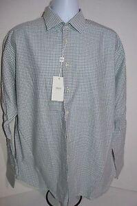 ARMANI COLLEZIONI Mans Dress Shirt NEW Size: 43 X-Large Neck 17 Long Retail $225