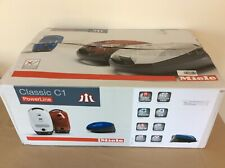 Miele Classic C1 Turbo Team Canister Vacuum Cleaner Mystique Blue New Opened Box