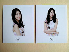 SNSD Girls' Generation Coex POLAROID CARD SM OFFICIAL GOODS  - YoonA (2pcs)
