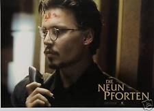 AF DIE NEUN PFORTEN Johnny Depp #a