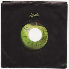 "Billy Preston ""All That I've Got""  US Apple 7"" Beatles"