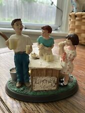"""Norman Rockwell's Age Of Wonder """"Summertime� Figurine -1991"""