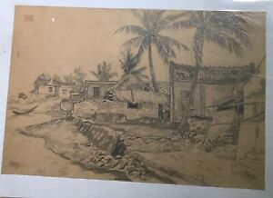 Landscape   Viet nam pastel  orig painting by Minh Trang  & Painters ...