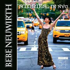 Bebe Neuwirth - Stories in NYC: Live at 54 Below [New CD]