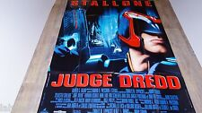 JUDGE DREDD !  stallone affiche cinema comics bd marvel dc
