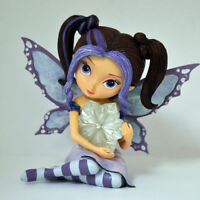Hamilton Collection Jasmine Becket-Griffith Covered by Fascination Fairy NEW