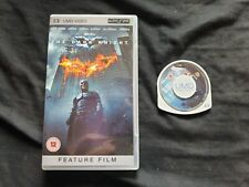 THE DARK KNIGHT UMD Movie PSP