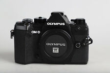 Olympus OM-D E-M 5 Mark III schwarz Gehäuse - Vom Fachhändler