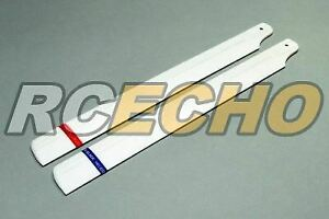 RC Plastic 260mm RC Model Helicopter Main Blades (2pairs) CA113